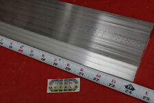 "4 Pieces 1/8"" X 3"" ALUMINUM 6061 FLAT BAR 24"" long T6511 New Mill Stock .125""x 3"