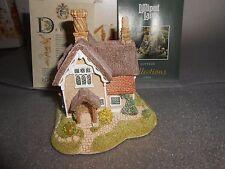 Lilliput Lane John Barleycorn Cottage Mint in Box With Deed