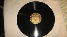 "Metropolitan Opera House Orchestra, Bruns. #15106. Carmen Act 3 ,78 rpm,10"",NM."