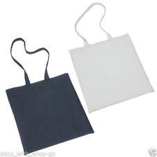 Damen-Schultertaschen aus Baumwolle mit mittlerer Bundhöhe