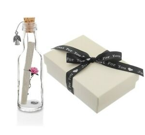 Ramadan gift message Eid Gift Personalised Isolation Message in a bottle