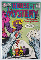 House Of Mystery #127 Silver Age DC Comics Henry Boltinoff  F+