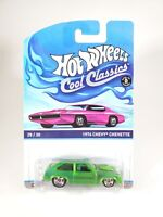 Hot Wheels 1976 Chevy Chevette Cool Classics Pink Card BDR49 SPECTRAFROST NEW
