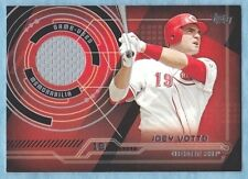 2014 Topps Baseball ~ Joey Votto ~ Reds ~ Trajectory Relic #TR-JV ~ MINT