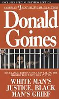 White Man's Justice by Goines, Donald (Mass Market Paperback)