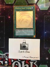Yu-Gi-OH!:  Mystical Space Typhoon   GLD3-EN038 Gold   Rare Anglais
