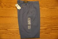 NWT MEN'S RALPH LAUREN POLO PANTS Size 38 x 32 Classic Fit Stretch Blue $74.99