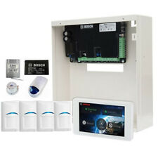 "BOSCH ALARM Solution 3000 Kit 5"" touch screen keypad 4 PIR"