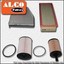 KIT Di Servizio VW Touran (1 T) 1.9 TDI ALCO OLIO COMBUSTIBILE ARIA CABINA Filtro FF = 116 mm 03-06