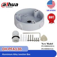 Dahua  Water-proof Aluminum Junction Box PFA136 Wall Mount IP Camera Brackets US