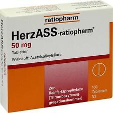 ASSO DI CUORI ratiopharm 50 mg compr. st 100 PZN4562798
