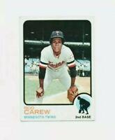 1973 Topps Rod Carew #330 Baseball Card - Minnesota Twins HOF
