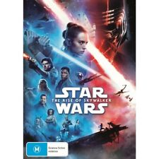 Star Wars The Rise of Skywalker DVD Region 4 Mark Hamill John Boyega