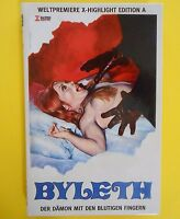 dvd byleth il demone dell'incesto demons sexuels occulto horror film okkult rare