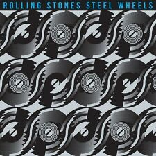 The Rolling Stones-Steel Wheels (2009 Remastered) CD 12 tracks ROCK NUOVO