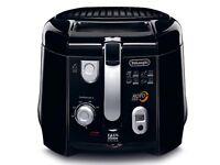 Delonghi F28313BK RotoFry Deep Fryer with 1kg Food Capacity - Black