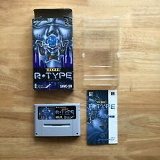 Super R TYPE - Nintendo Super Famicom SFC - Japan JPN - Complete Retro Shooter