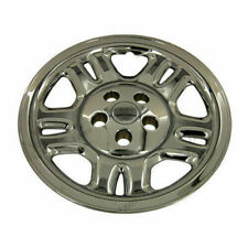 "2007-12 Dodge Nitro 16"" Chrome Wheel Skin Cover Hub Caps Set of 4 6995P-C"