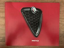 Depliant Brochure Alfa Romeo Mito