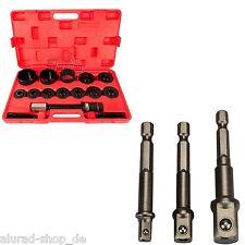 Radlagerwerkzeug Radlager Radnabe Ausdrücker Demontage + Stecknuss Adapter Set
