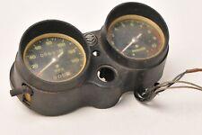 Suzuki GT250 Speedometer Tachomter Gauges Instrument Cluster MPH Tach Speedo 73