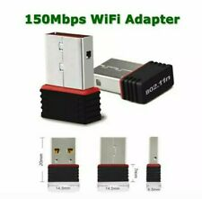 USB Wifi Dongle Wireless 802.11n Works with Windows / MAC / Linux / Raspberry Pi