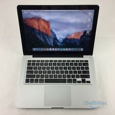 "Apple 2012 MacBook Pro 13"" 2.9GHz I7 500GB 4GB MD102LL/A + B Grade + Warranty!"