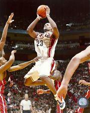 LEBRON JAMES 8x10 ACTION PHOTO Cavs vs. Miami Heat CLEVELAND CAVALIERS Photofile
