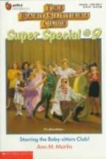 Starring the Baby-sitters Club (Baby-Sitters Club Super Special # 9)