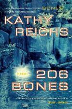 206 Bones Kathy Reichs Temperance Brennan TSP VGC G85