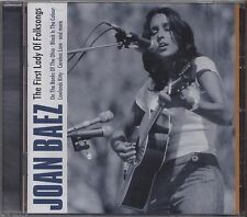 JOAN BAEZ - The first lady of folksongs - CD 2011 SIGILLATO SEALED