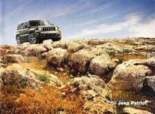 2009 09  Jeep Patriot   Original sales  brochure MINT