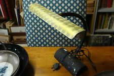 Jolie Lampe articulée  Vintage de bureau cocotte année 50