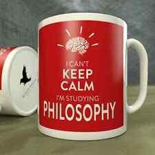 I Can't Keep Calm I'm Studying Philosophy - Mug
