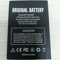 Original BAT16484000 4000mAh Battery For Doogee X5 MAX / X5 Max Pro Warranty