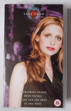BUFFY VAMPIRE SLAYER SEASON 6 PART TWO TAPE FOUR 4 2002 165 MINS NEW AND SEALED