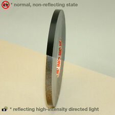 3M Scotch Scotchlite Reflective Striping Tape: 1/4 in. x 50 ft. (Black)