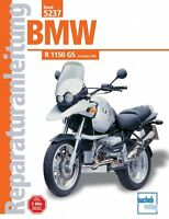 BMW R 1150 GS ab 2000 Reparaturanleitung Reparaturbuch Reparatur-Handbuch Book