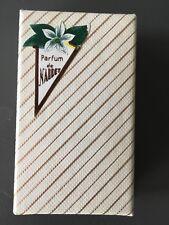 Vintage Perfume Parfum de Naudet 1960s? Bottle, Contents and Box