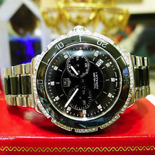 U-Boat Classico Full Ceramic Men's Automatic Black Dial Leather 48mm Watch 7337