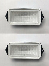 NEW! 1969 Mustang Marker Light Lamps Front Side Pair both left and right