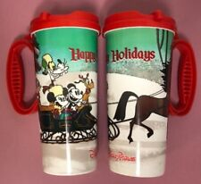 Disney Parks Disneyland 2019 Christmas Happy Hoidays 16 oz Travel Coffee Cup Mug