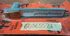 Luce laterale Freccia sinistra Pininfarina ALFA ROMEO 164 Super Arrow Left Side