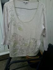Marks and Spencer ladies top size 14