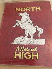 Yearbook North High, Phoenix, 1998