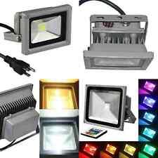 10W 20W 30W 50W 100W LED Flood Light Outdoor Garden Lamp Waterproof Spotlight