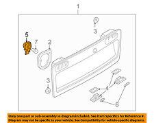 AUDI OEM 97-03 A8 Quattro Taillight Tail Light Lamp Rear-Socket 893945265