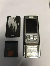 Telefono cellulare vintage da collezione Nokia E65-1  Per Ricambi