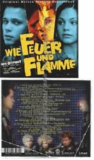 CD--OST UND VARIOUS--    WIE FEUER UND FLAMME -PISSED AND PROUD-