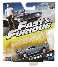 Schivare il ghiaccio Charger Fast and Furious 8 1/54 Mattel